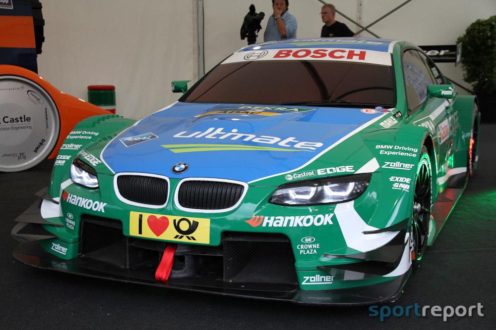 DTM, Wehrlein, Mercedes, Norisring - Foto © Sportreport (Symbolbild)