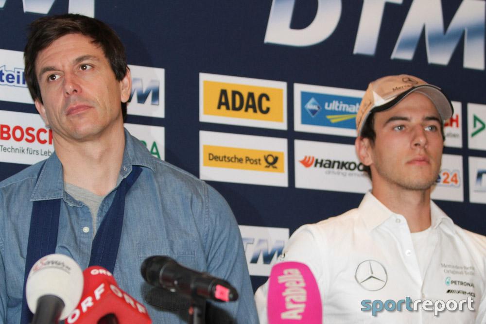 DTM, Pressekonferenz, Landtmann