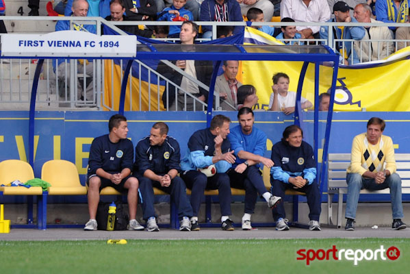 Fußball, Erste Liga, Vienna, First Vienna FC