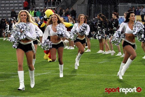 Swarco Raiders Tirol suchen Verstärkung für Football und Cheerleading