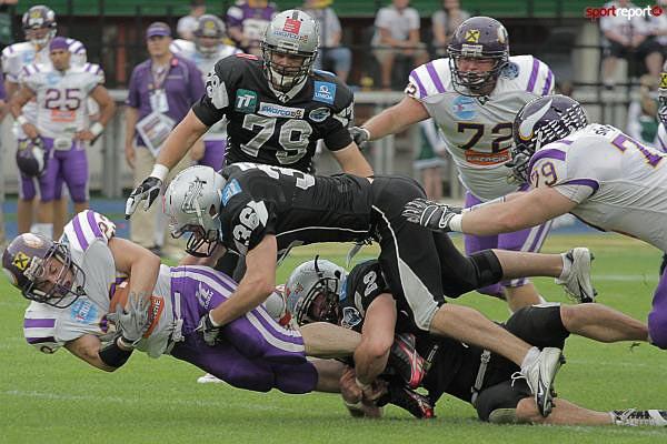 Das Kracherspiel der Saison – Vienna Vikings vs Swarco Raiders Tirol