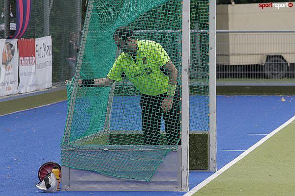 Länderspielserie U-21 Österreich gegen Bangladesch A-Kader im Wiener Hockeystadion