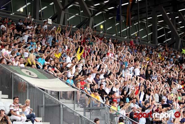 Merkur Arena, Sturm Graz