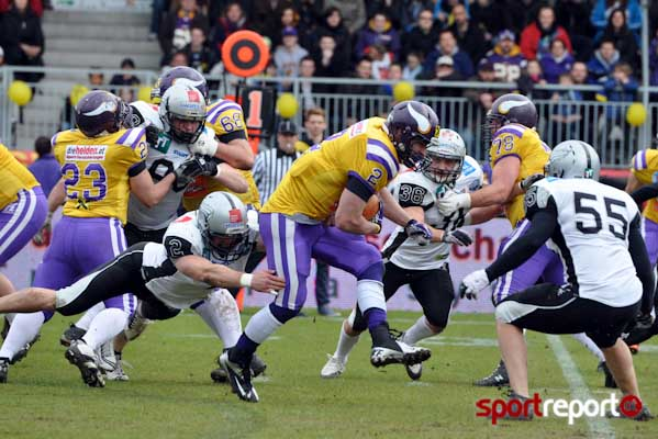 Vienna Vikings, Swarco Raiders