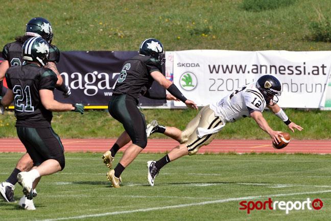 Danube Dragons verlieren Krimi gegen die Prag Panthers - Foto © Fotos © Black Sports Photos (Schwarz Johann)