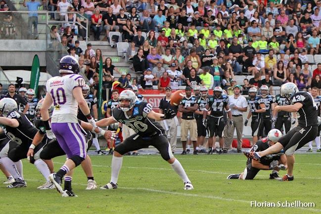 Austrian Bowl, Swarco Raiders, Vienna Vikings