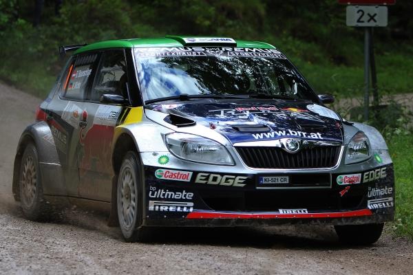 Vorsichtige Topstars vor der Rebenland-Rallye