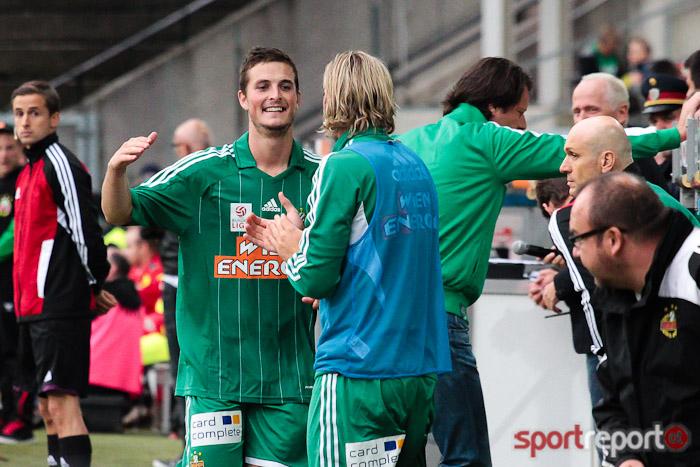 Fußball, Bundesliga, Tipico Bundesliga, Christopher Drazan, Robert Schick, Admira Wacker