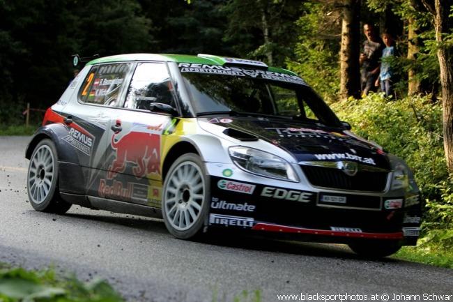 Raimund Baumschlager, Waldviertel Rallye