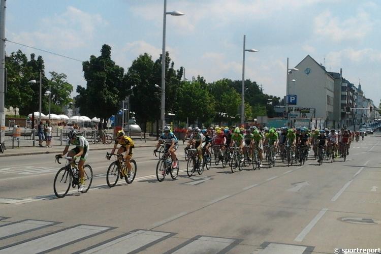 Radsport, Österreich Rundfahrt, Denifl, Stefan Denifl, Lopez, Angel Lopez