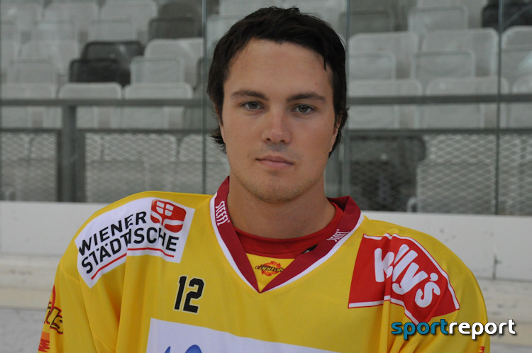 Vienna Capitals, Dustin Sylvester