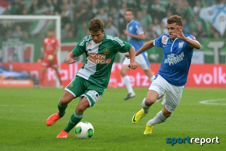 Rapid Wien, SV Grödig
