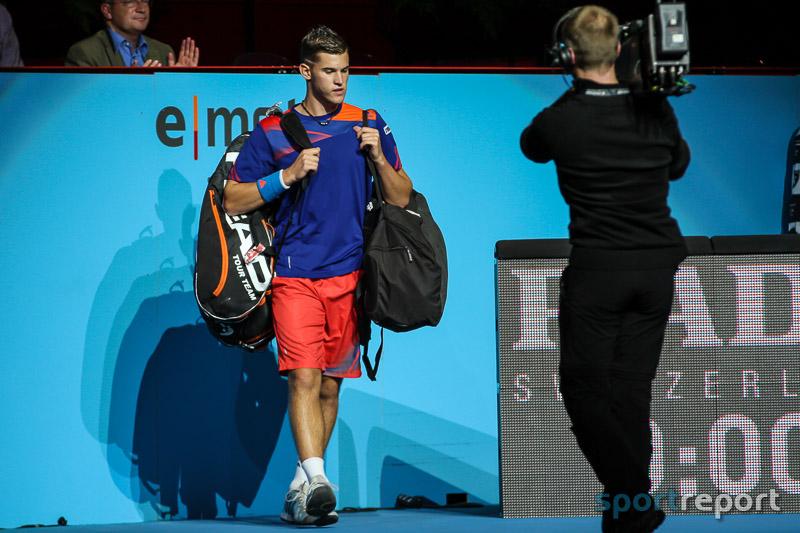 Wimbledon, Dominic Thiem