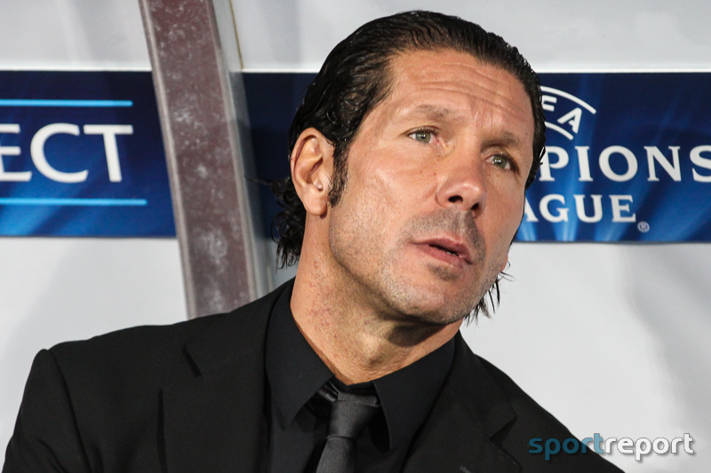 Atletico Madrid, Diego Simeone