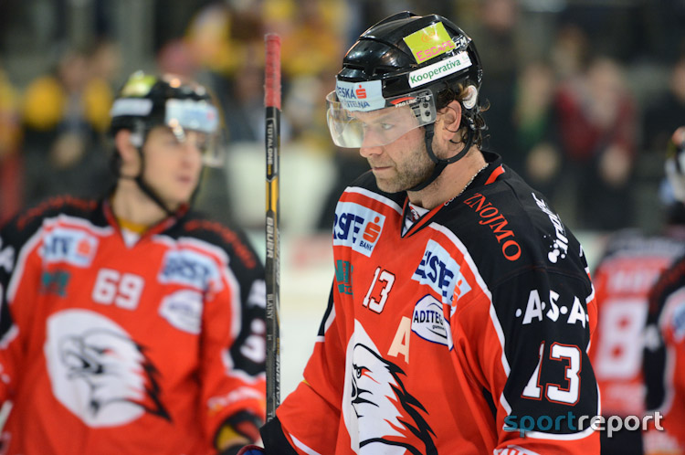 Black Wings Linz, Orli Znojmo - Foto © Sportreport
