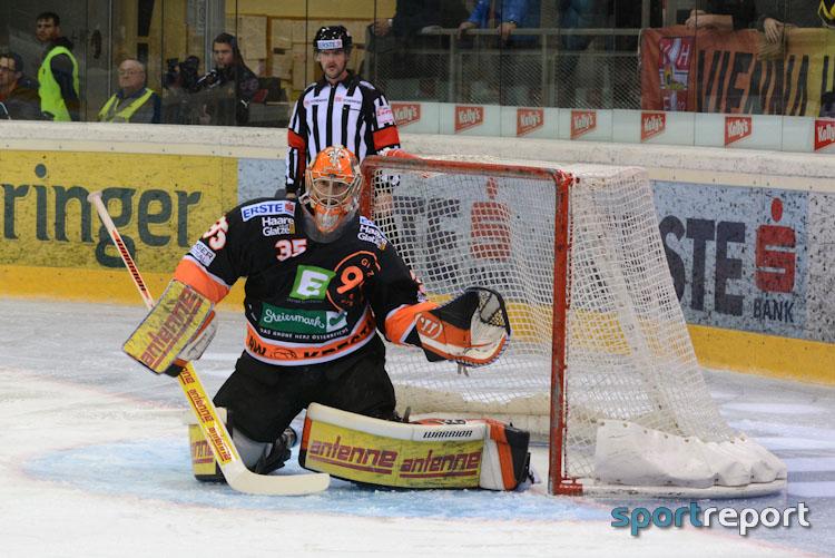 Graz 99ers, HC Innsbruck - Foto © Sportreport