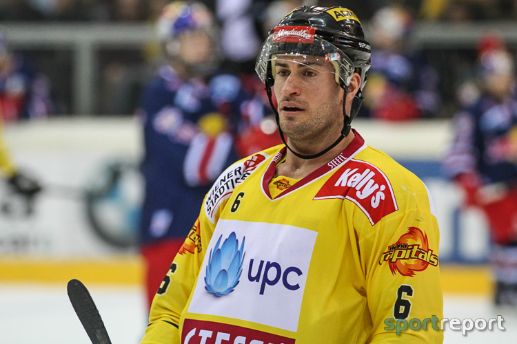 Rafael Rotter, Vienna Capitals