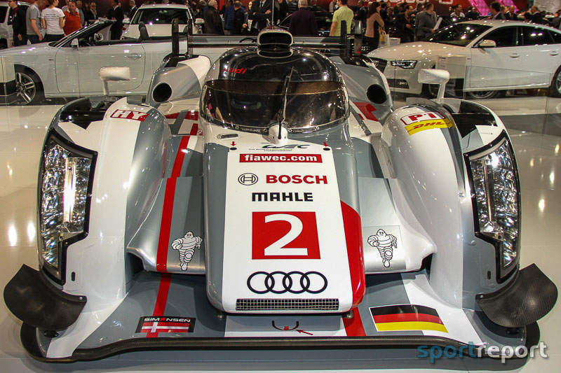 Audi, WEC