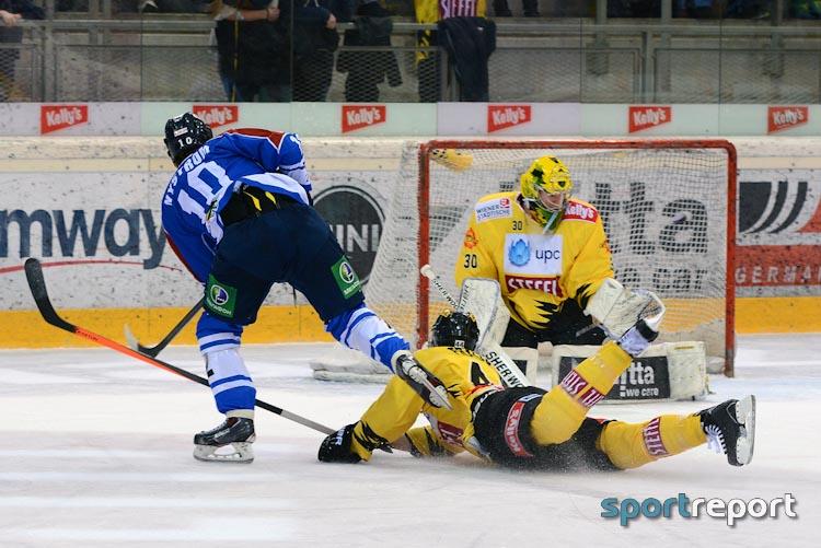 Eishockey, EBEL, Erste Bank Eishockey Liga, Vienna Capitals, Medvescak Zagreb, Vienna Capitals vs. Medvescak Zagreb, Albert-Schultz-Eishalle, #VICMZA, #VICZAG