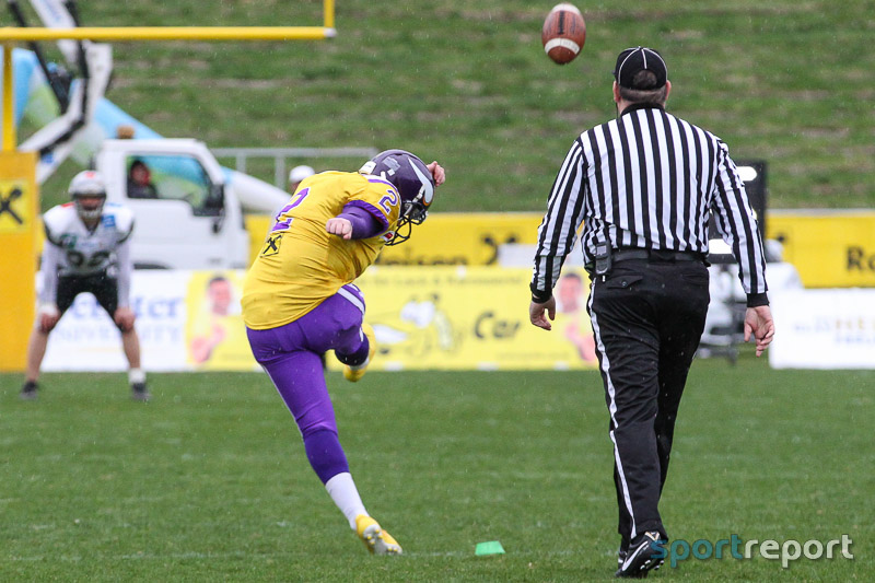 Swarco Raiders, Vienna Vikings
