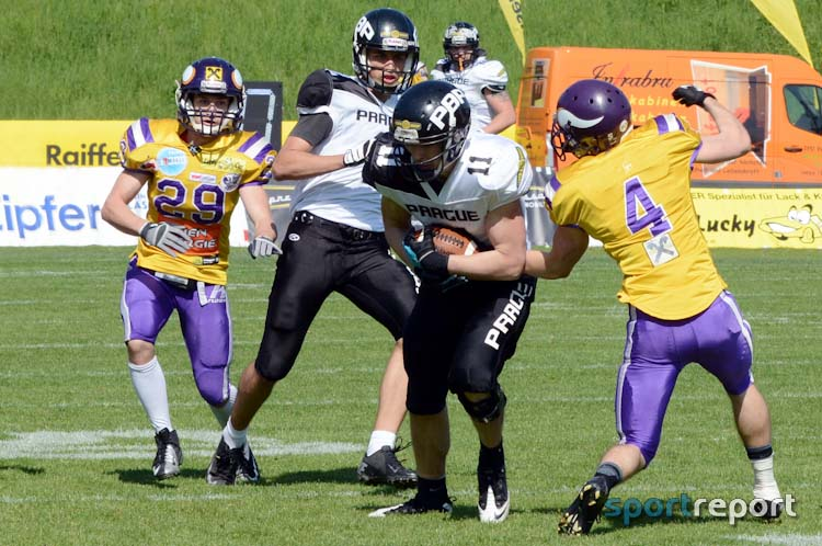 Vienna Vikings, Prague Black Panthers