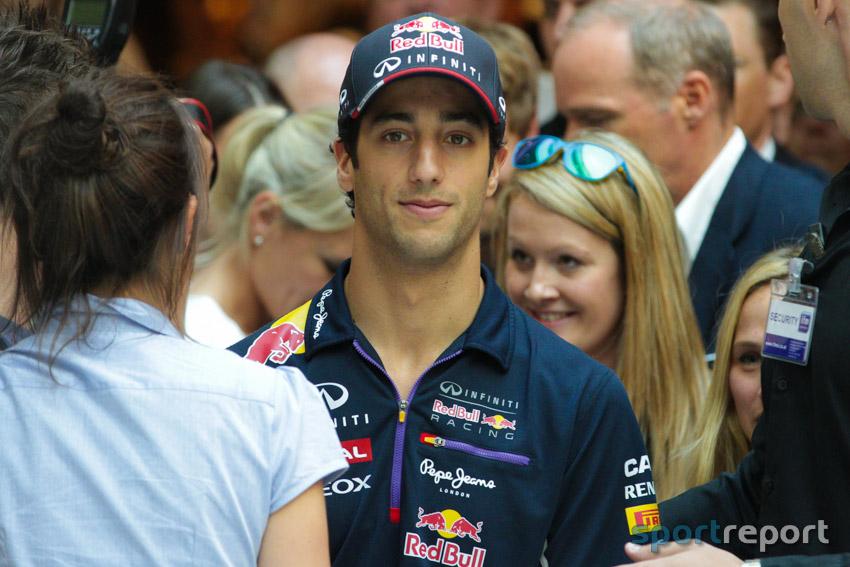Daniel Ricciardo, Hungaroring