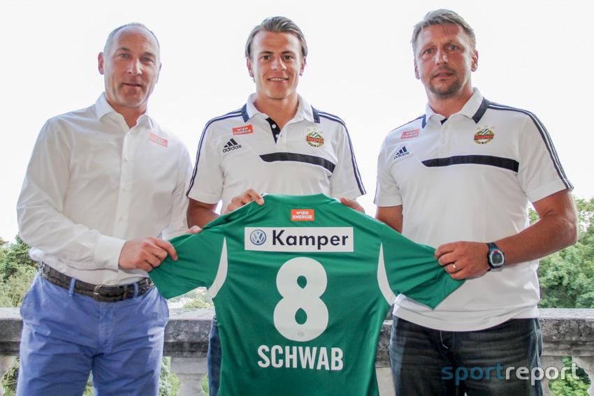 Rapid Wien, Stefan Schwab