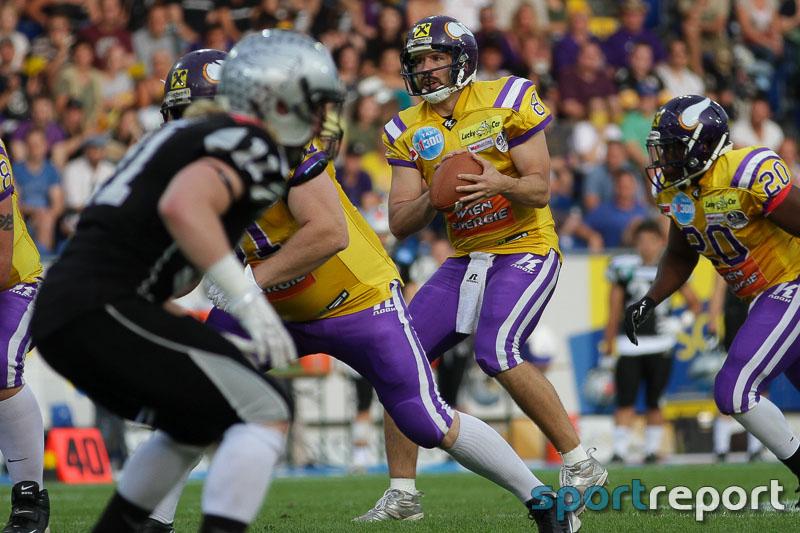 Raiffeisen Vikings, Swarco Raiders, Austrian Bowl XXX