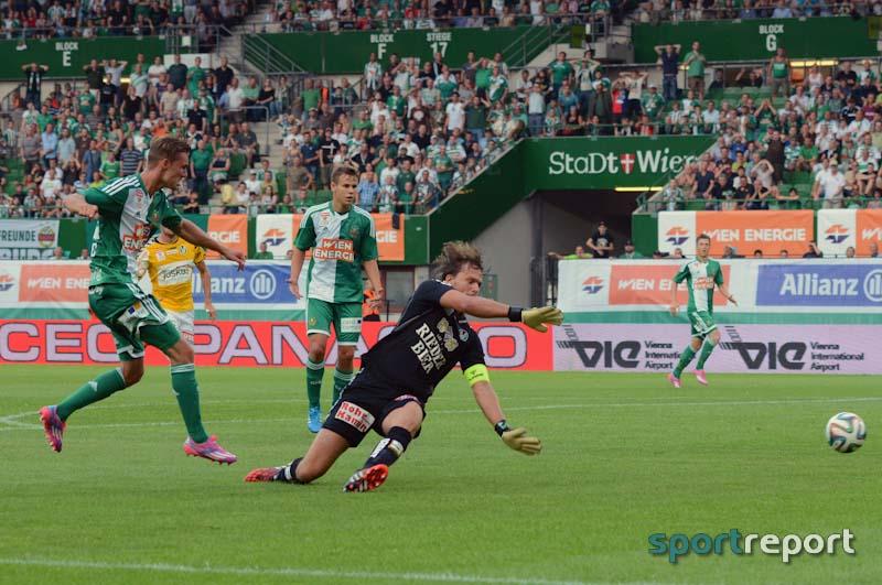 Rapid Wien, SV Ried, Rapid Wien vs. SV Ried