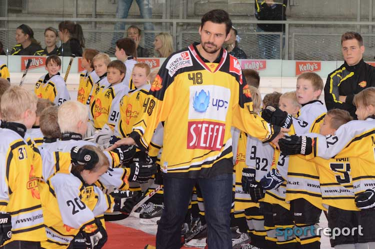 Vienna Capitals, Präsentation, Teampräsenation, Fanpräsentation