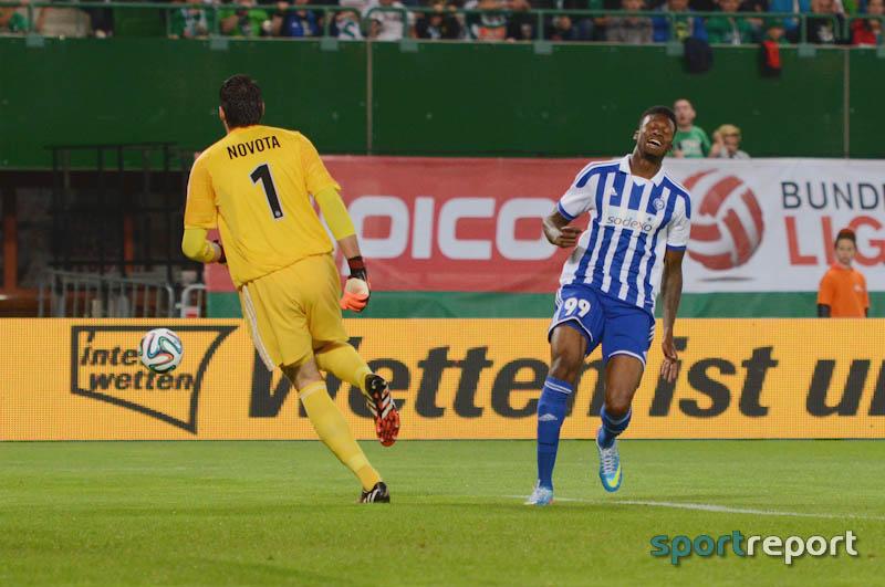 SK Rapid Wien, HJK Helsinki, Rapid Wien, Rapid