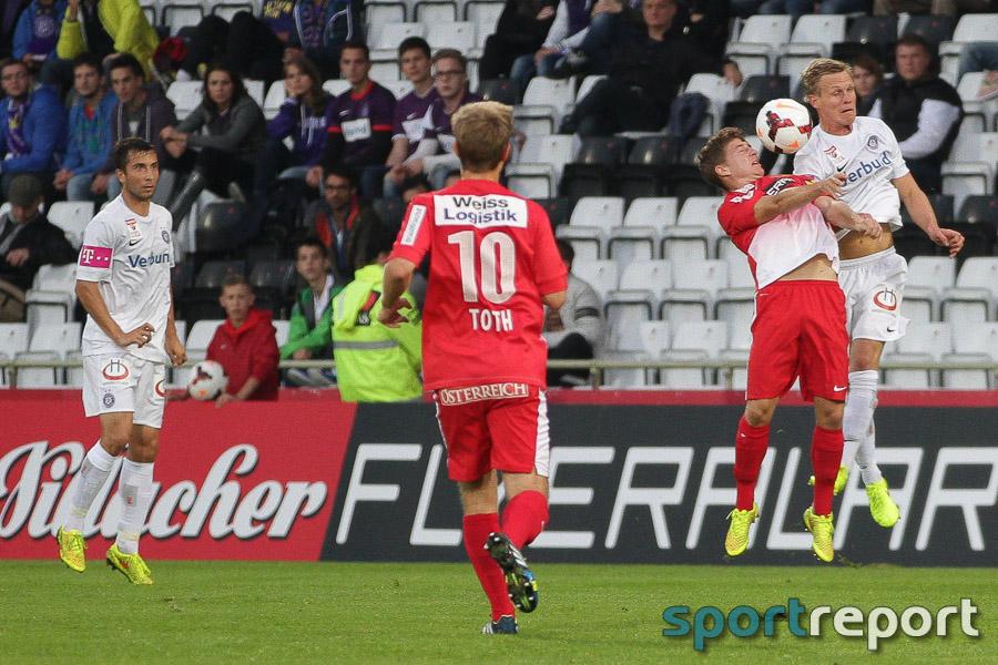 FC Admira Wacker Mödling, FK Austria Wien