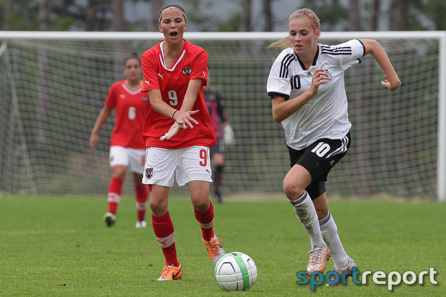 U17 Frauen National teams, Deutschland, ÖFB, Damenfußball, Damen