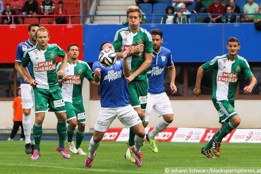 SK Rapid Wien, SV Grödig