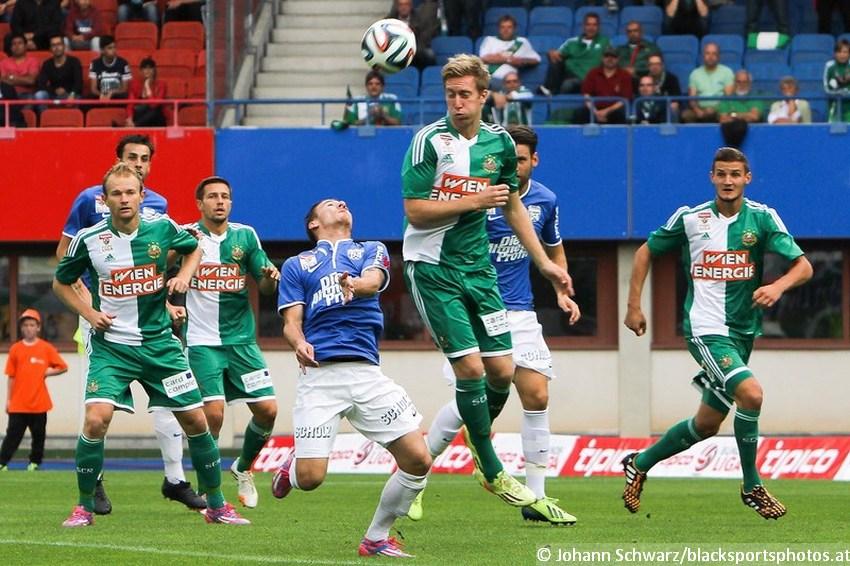 SK Rapid Wien, SV Grödig, Rapid, Grödig
