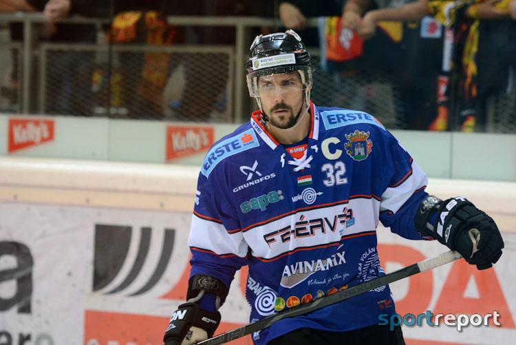 Shootout-Sieg für SAPA Fehervar gegen HCB Südtirol