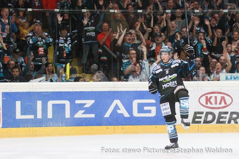Black Wings Linz, Dornbirner EC