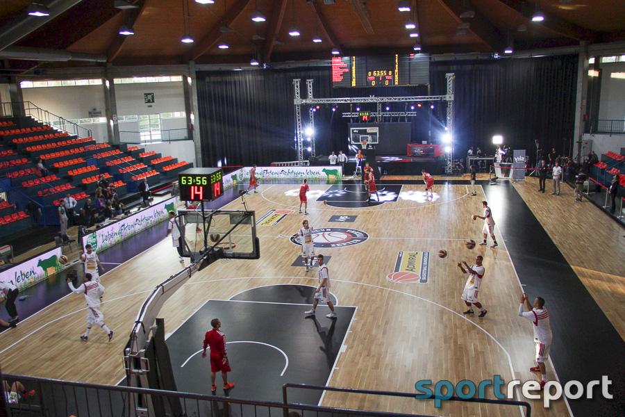 BC Zepter Vienna, BC Vienna, Arkadia Traiskirchen Lions, Traiskirchen Lions, Admiral Dome