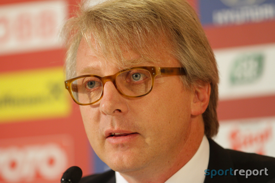 ÖFB, Nationalmannschaft, Marcel Koller, Pressekonferenz