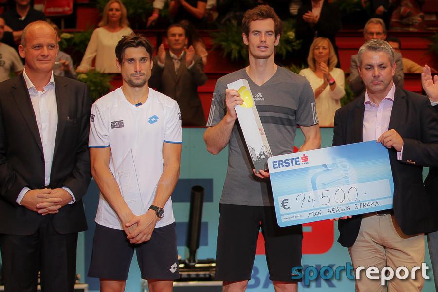 Wien wird 500 – die Erste Bank Open steigen zum fünftgrößten ATP-Turnier in Europa auf