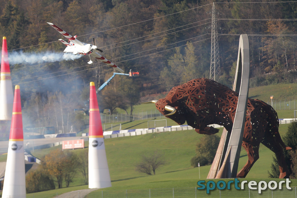 Red Bull Air Race, Red Bull Ring, Spielberg