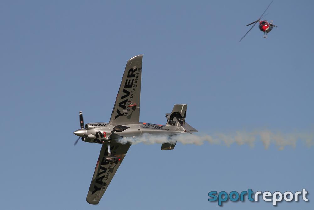 Red Bull Air Race: Hannes Arch kehrt in Rovinj an die Spitze zurück
