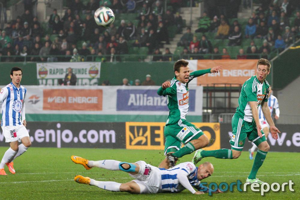 tipico-Bundesliga, SK Rapid Wien, SC Wiener Neustadt, Ernst Happel Stadion, Stefan Maierhofer