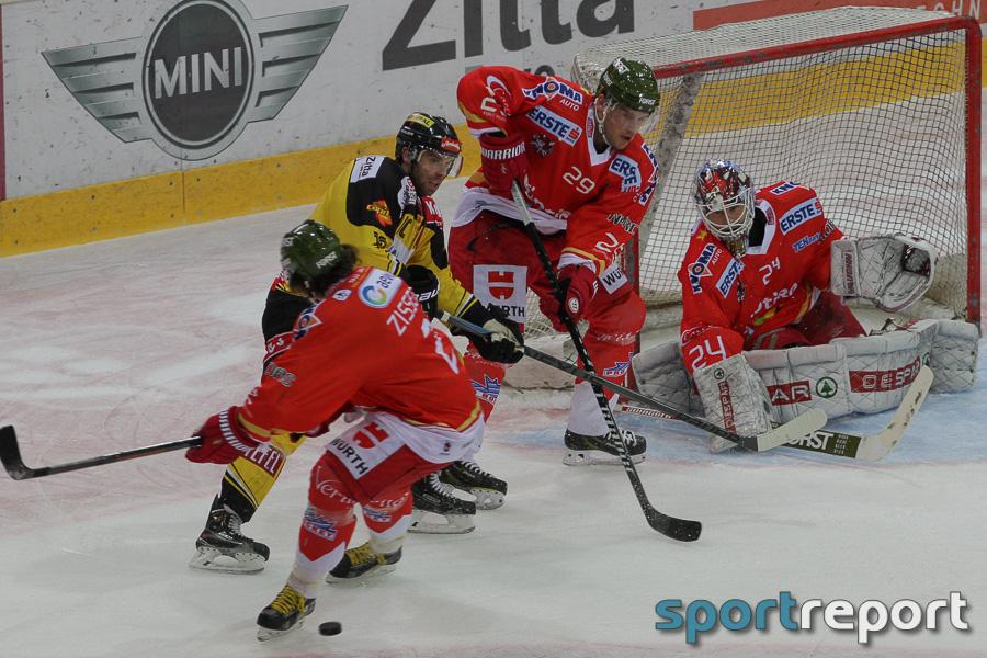 EBEL, Erste Bank Eishockey Liga, Eishockey, UPC Vienna Capitals, HCB Südtirol, HC Bozen, Albert Schultz Halle