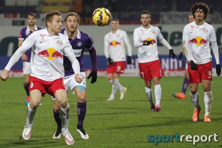 Fußball, Bundesliga, Tipico Bundesliga, Red Bull Salzburg, Christian Schwegler