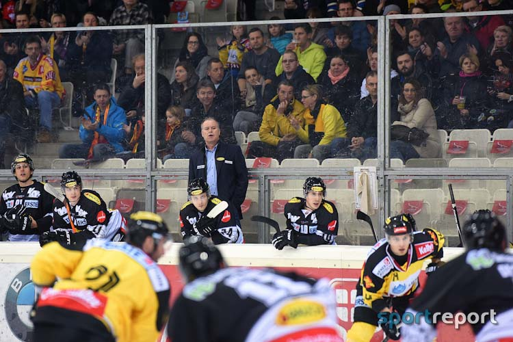 Eishockey, EBEL, Erste Bank Eishockey Liga, VSV, Dornbirner EC, VSV vs. Dornbirner EC