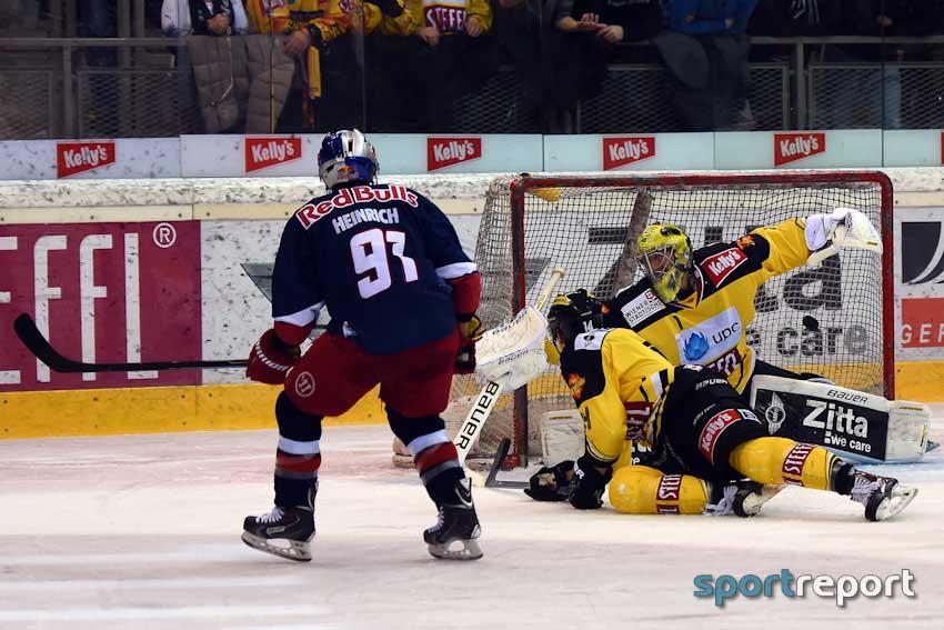 Eishockey, EBEL, Erste Bank Eishockey Liga, DOPS, Dominique Heinrich, Red Bull Salzburg