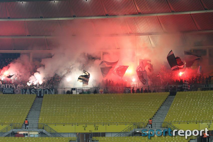 SK Rapid Wien, SK Puntigamer Sturm Graz, Ernst Happel Stadion, tipico Bundesliga