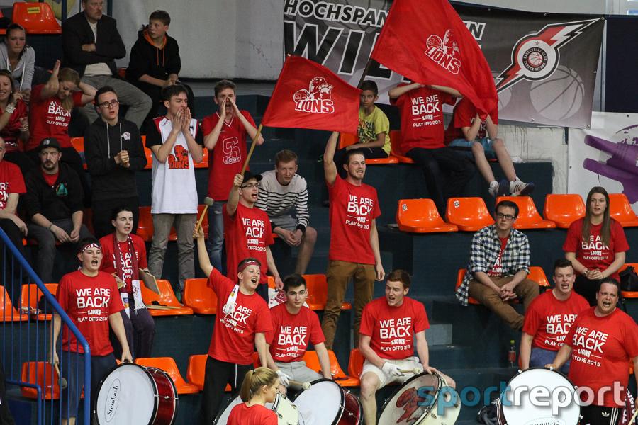 BC Zepter Vienna, BC Vienna, Arkadia Traiskirchen Lions, Traiskirchen Lions, Admiral Dome, Snickers-Playoff, Play-Off, ABL