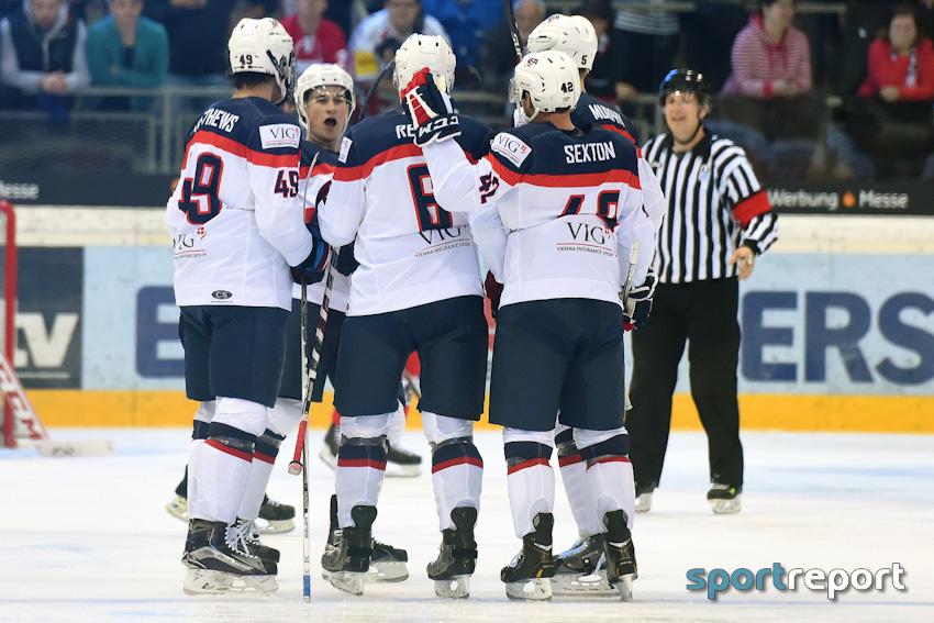 Eishockey, Nationalteam, ÖEHV, Freundschaftsspiel, Testspiel, Österreich, USA, Österreich vs. USA, Bericht, Spielbericht - Foto © Sportreport